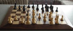 Gothic Chess Board