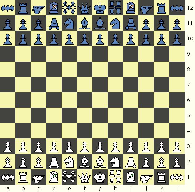 Titan Chess!